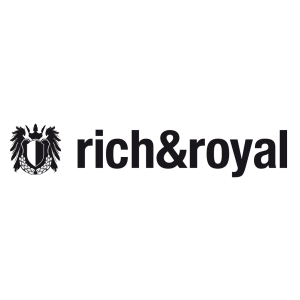 Logo-Rich Royal