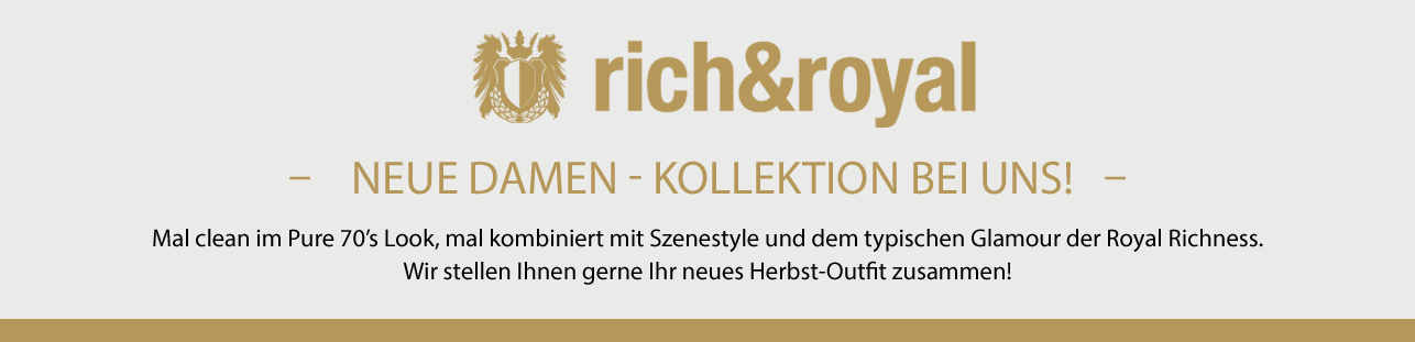 Vordergrund Text Rich Royal Kopie